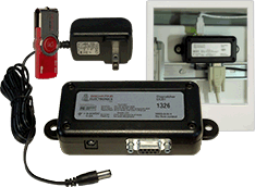 RS232 Data Logger